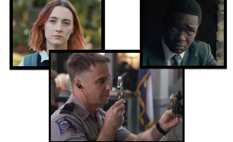Saoirse Ronan, Sam Rockwell, and David Oyelowo Set to Star in an Untitled 1950's Murder Mystery for Searchlight