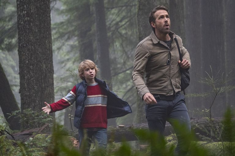 Ryan Reynolds Shows First Look into Netflix Film 'The Adam Project'