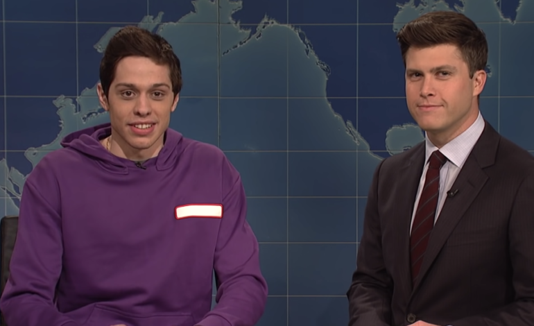 Colin Jost and Pete Davidson Set to Star in Wedding Comedy 'Worst Man'