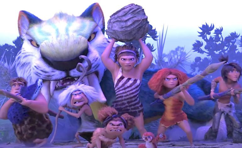 'The Croods 2' Dominates the Box Office Yet Again with a Lack of New Releases