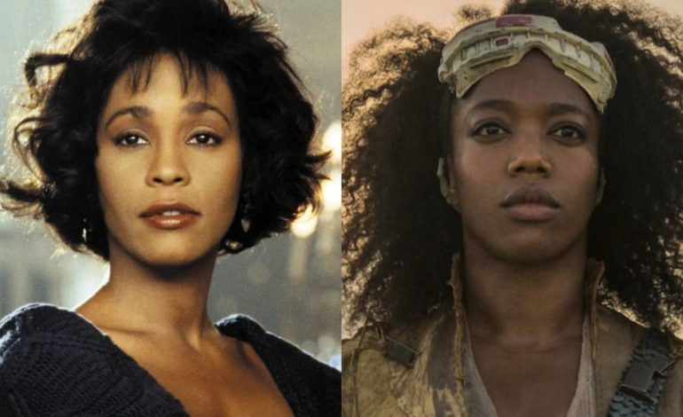 Naomi Ackie To Play Whitney Houston in Biopic 'I Wanna Dance With Somebody'