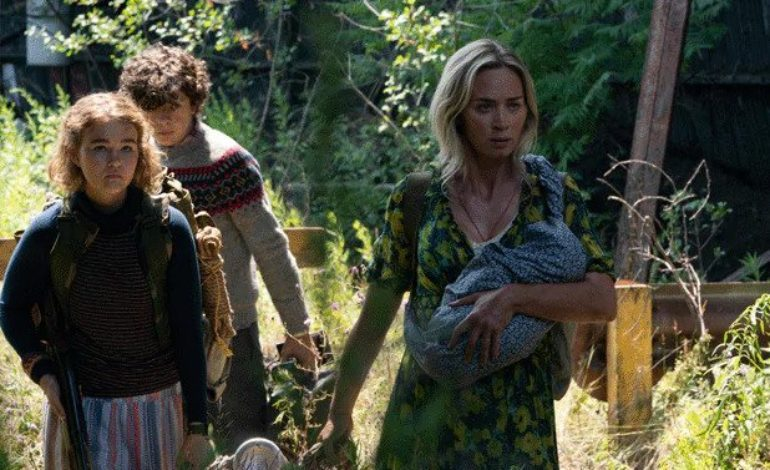 'A Quiet Place Part II' Delayed Again