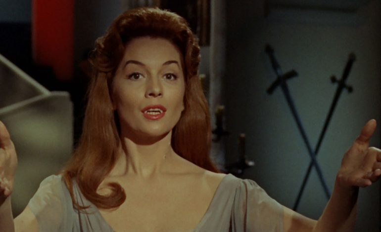 Queen of Hammer Horror Barbara Shelley Dies at 88