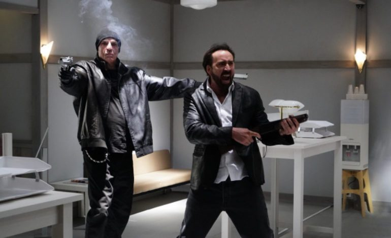 Nicolas Cage Action Film 'Prisoners Of The Ghostland' Picked Up By RLJE Films