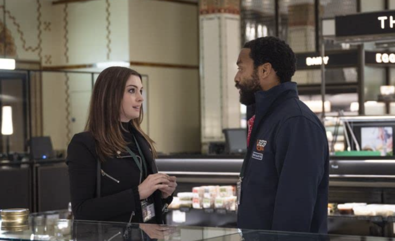 Anne Hathaway and Chiwetel Ejiofor Pandemic-Film 'Locked Down' Drops Trailer