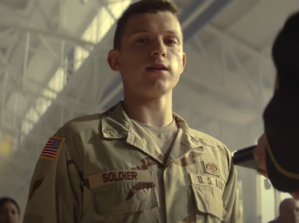 Anthony and Joe Russo's 'Cherry' Trailer Dropped Starring Tom Holland