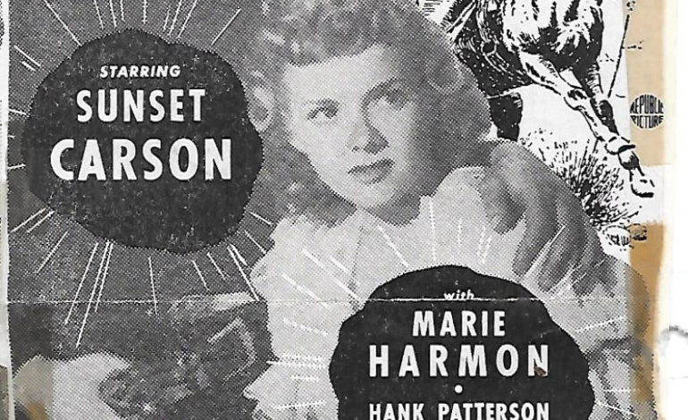 Marie Harmon, Actress in 1940s Westerns, Dies At Age 97