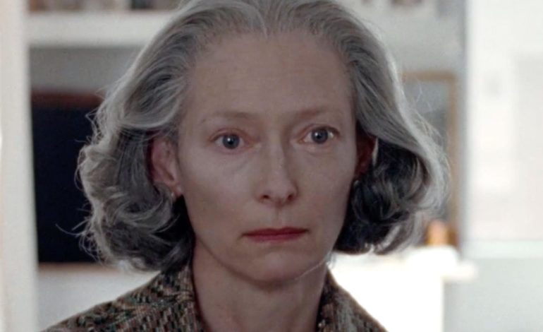 Tilda Swinton Secretly Filmed New Movie with Director Joanna Hogg
