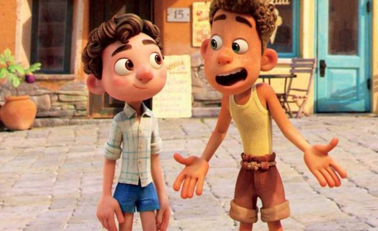 Pixar Releases New Information About 'Luca'