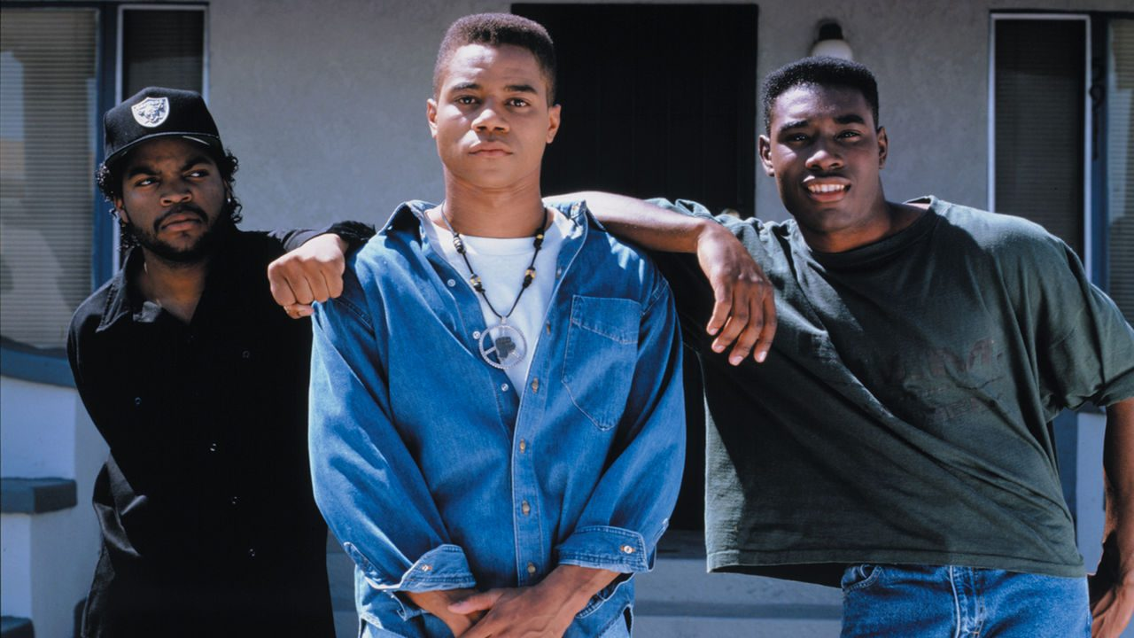 Black History Month Presents: Life in the Hood. Revisiting 'Boyz n the Hood'!
