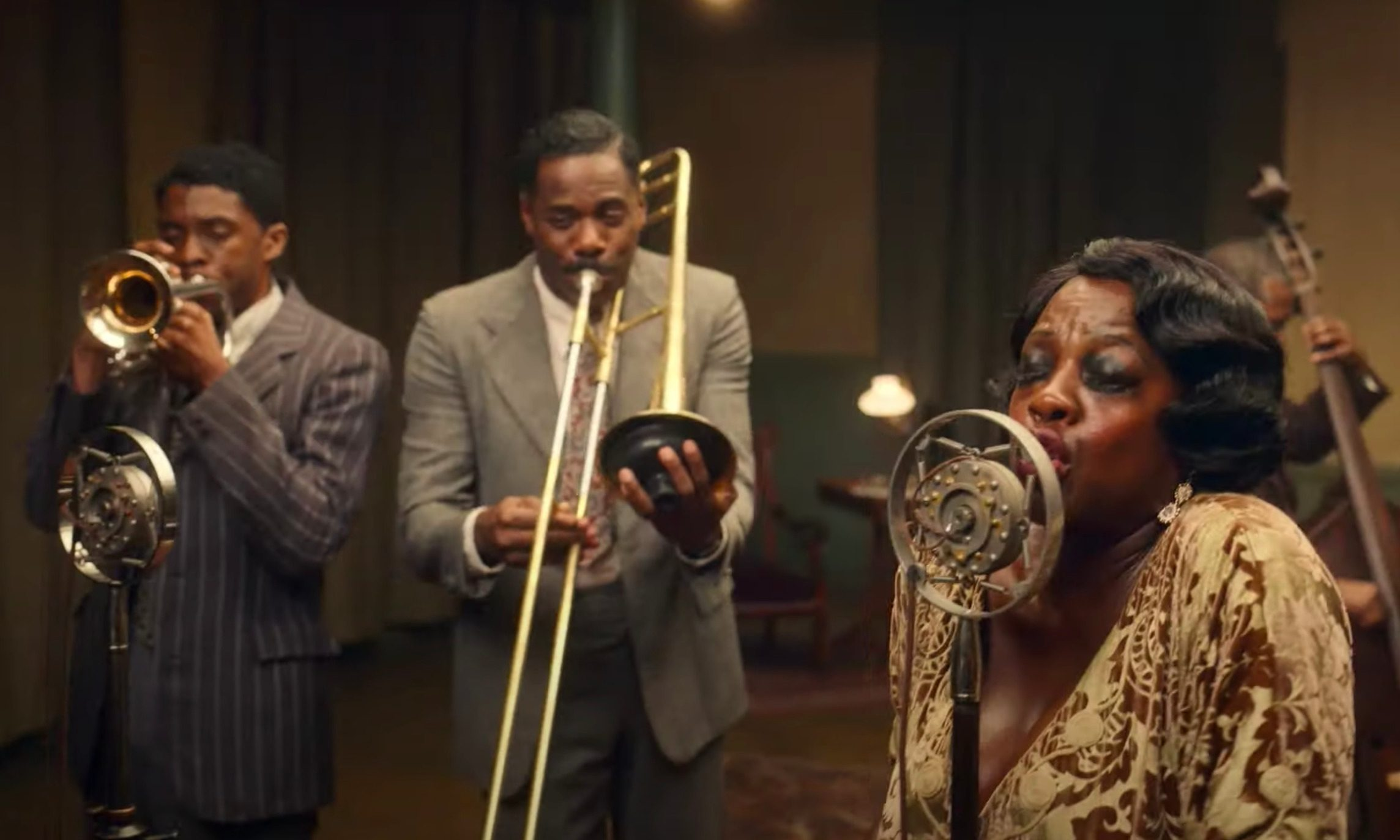 Netflix to Partner with GRAMMY Museum to Present 'Ma Rainey: Mother of the Blues' Tribute
