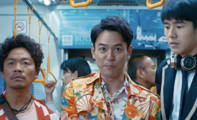 'Detective Chinatown 3' Ushers in Chinese New Year and Shatters 'Endgame's Record