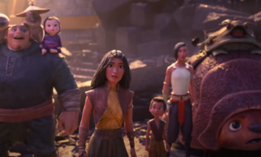 Disney's 'Raya And The Last Dragon' Debut's New Song in Trailer