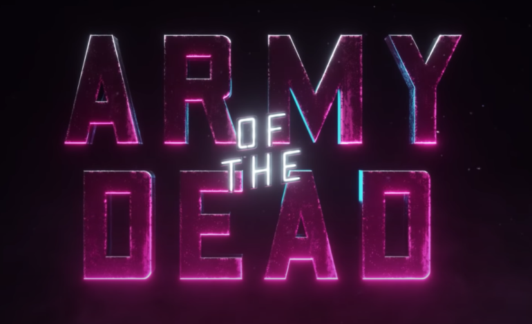 First Teaser Trailer Arrives for Zack Snyder's 'Army of the Dead'