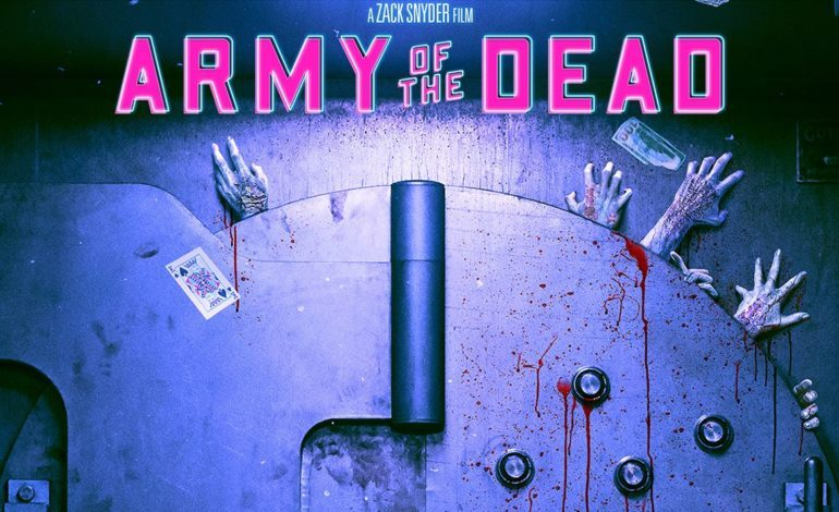Release Date Set for Zack Snyder's 'Army of the Dead,' Trailer Dropping Thursday