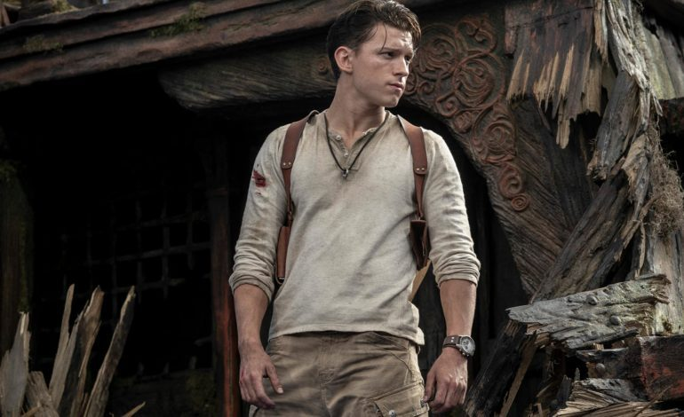 Tom Holland Says 'Uncharted' Is Like If 'Indiana Jones' & 'James Bond' Had a Baby