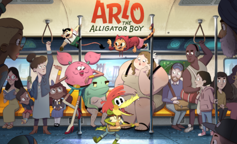 First Trailer for Netflix's Next Animated Feature 'Arlo the Alligator Boy'