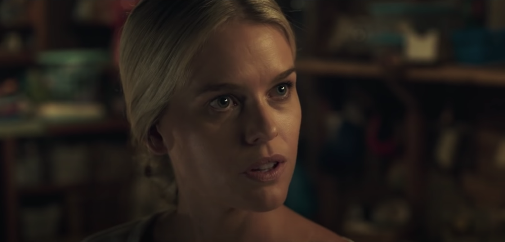 Alice Eve Cast in Ship Horror 'The Queen Mary,' First in Planned Trilogy