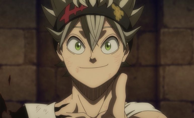 'Black Clover' Is Getting a Movie