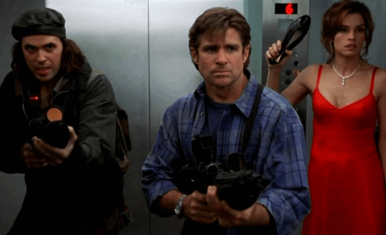 It's Full Scream Ahead! Revisiting the Underrated 'Deep Rising'!
