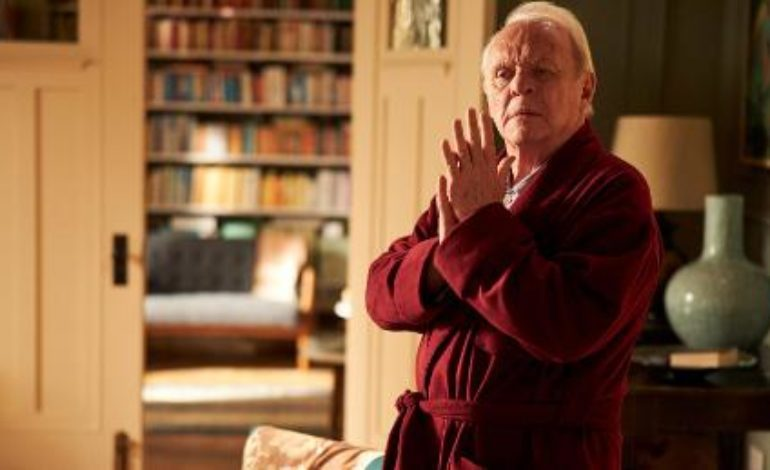 Anthony Hopkins and Camille Rowe to Join Cast of Indie Drama 'Where Are You'