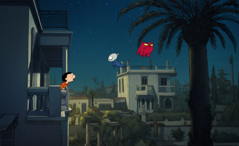 Shout! Studios and Studiocanal Have Teamed Up For Distribution Rights to Animated Feature 'Little Vampire'