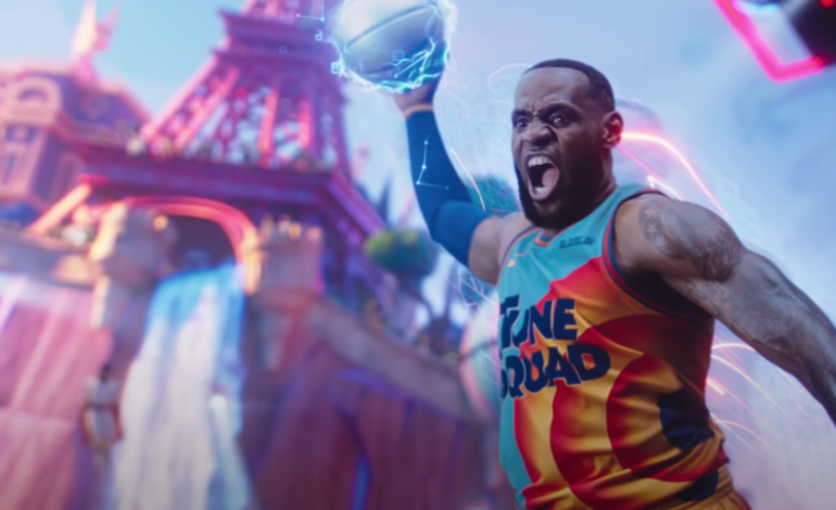 New Footage of 'Space Jam 2' Reveals Granny Playing Basketball