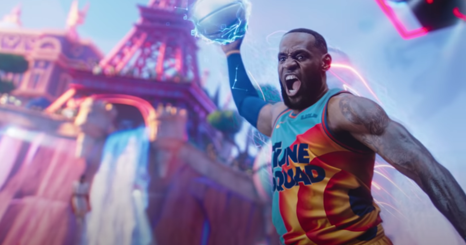 First Trailer Released for 'Space Jam: A New Legacy'