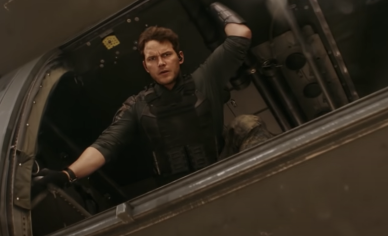 The First Trailer For Chris Pratt's Time-Traveling Sci-Fi Film 'The Tomorrow War' Dropped