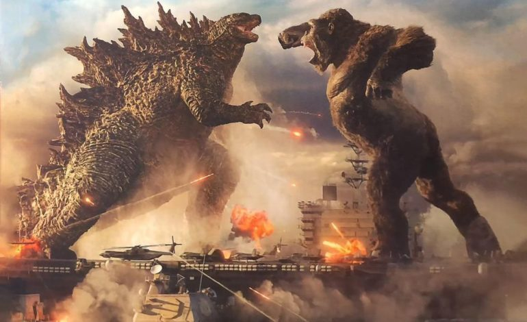 'Godzilla vs. Kong' Earned $16.3M in First Days