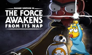 "'The Simpsons' and 'Star Wars' Cross Over in Upcoming ""May the Fourth"" Short-Film"