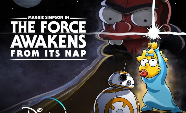 """'The Simpsons' and 'Star Wars' Cross Over in Upcoming """"May the Fourth"""" Short-Film"""