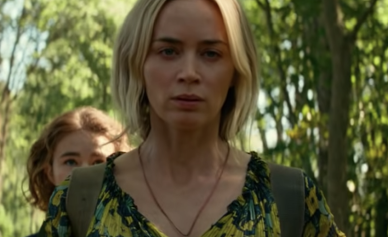 """Emily Blunt Says 'Fantastic 4' Rumors Are """"Fan Casting"""""""