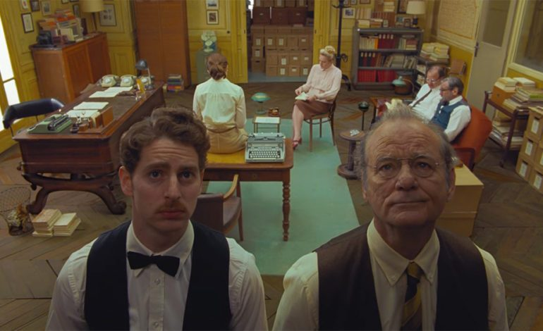 Wes Anderson's 'The French Dispatch' Gets New Theatrical Release Date