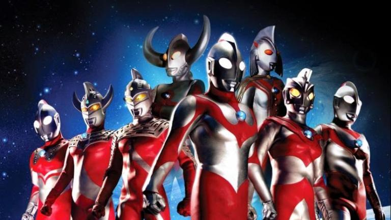 'Ultraman' Animated Film In Development at Netflix