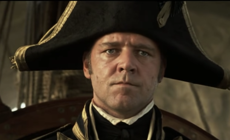 Prequel to 'Master and Commander' in the Works With 'Chaos Walking' Writer Patrick Ness