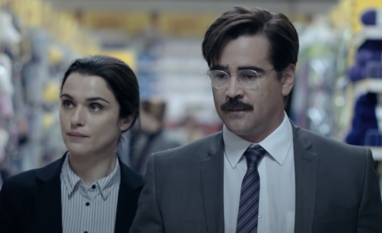 Rachel Weisz and Colin Farrell Comedy 'Love Child' Launches Sale at Cannes Virtual Market