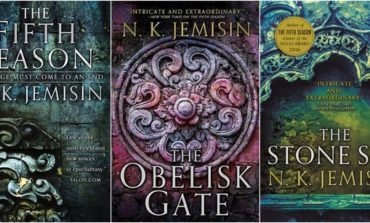 'The Broken Earth' Book Series Lands at Sony's TriStar in 7-Figure Deal and Author N.K. Jemisin Set to Adapt
