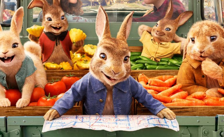Sony's 'Peter Rabbit 2' Opens in Second Place With $7.8M at China's Box Office