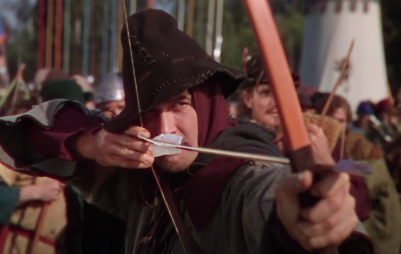 'The Adventures of Robin Hood' (1938): The Original Action Picture