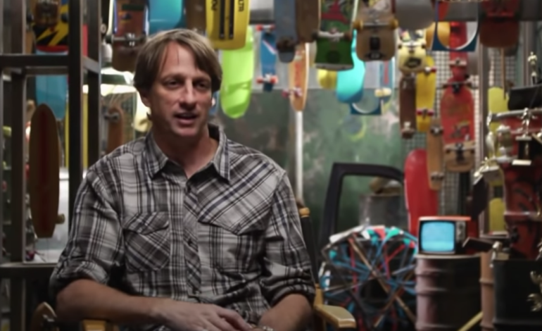 Tony Hawk to Get Documentary on His Life and Skateboarding Career