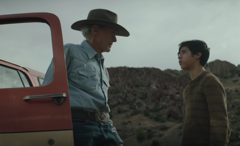 Clint Eastwood's Upcoming Film 'Cry Macho' Releases Trailer