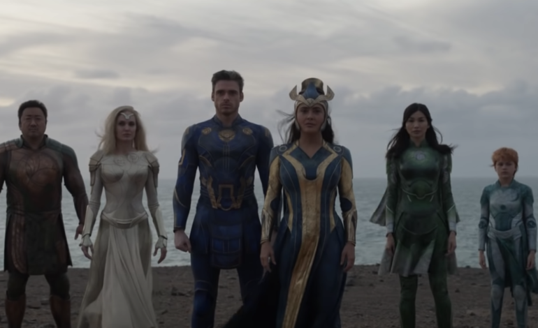 Kevin Feige Suggests 'Eternals' Theatrical Release is Currently Uncertain