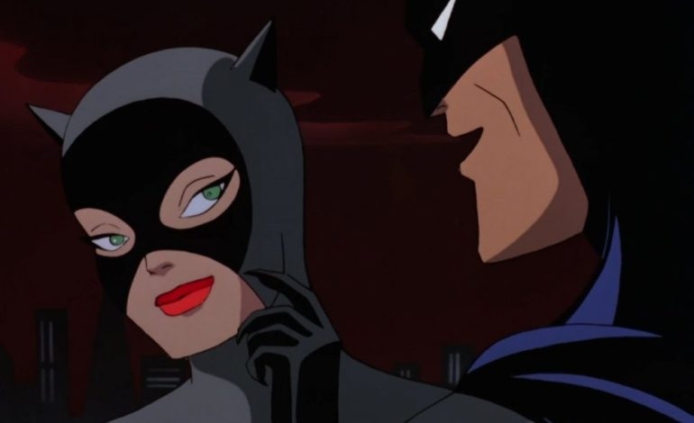 Catwoman Is Getting Her Own Animated Movie