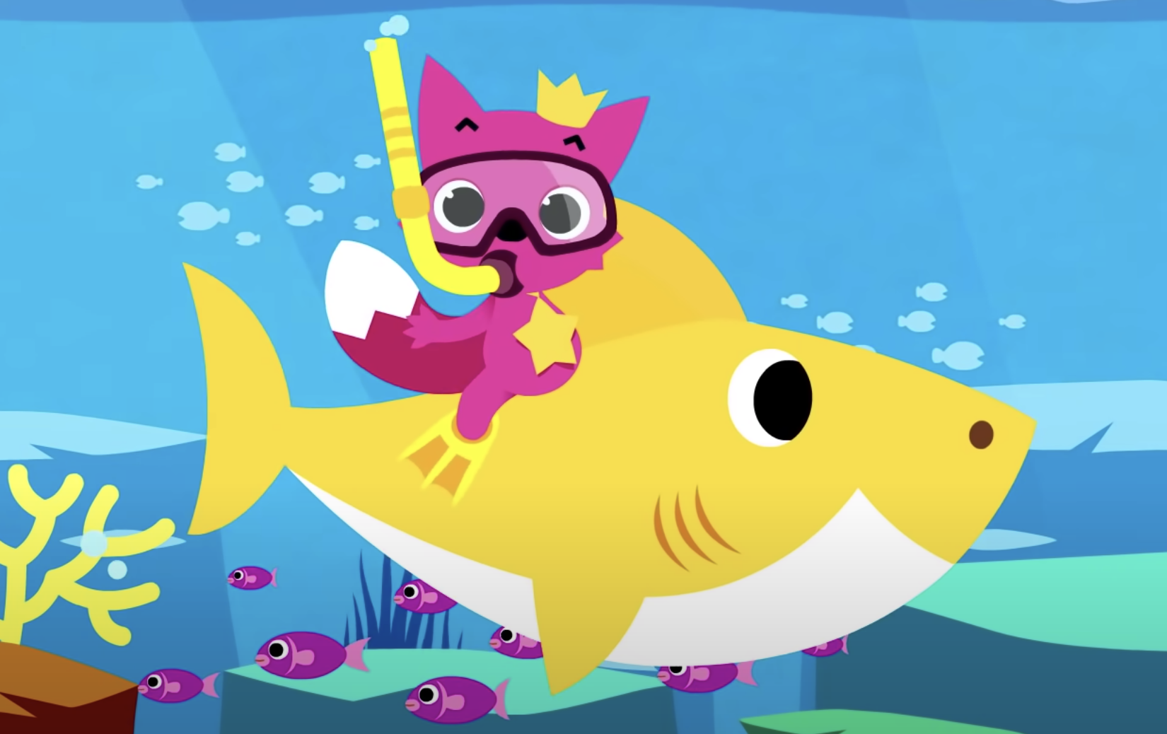 Baby Shark Movie is Heading to the Big-Screen for a Limited Time